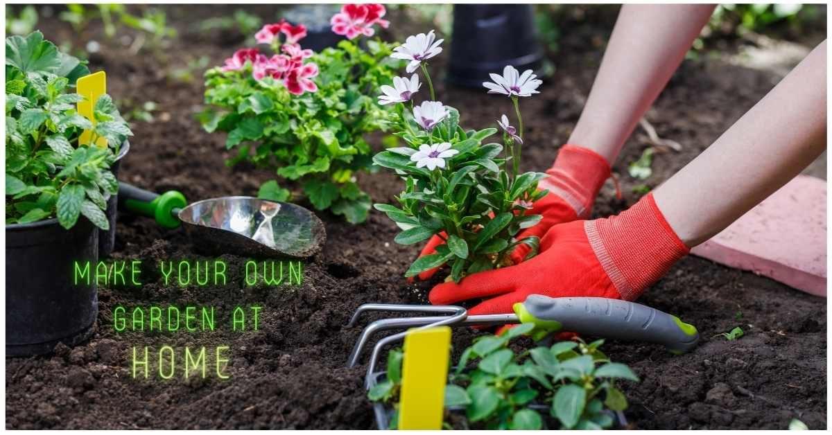 home grown gardens