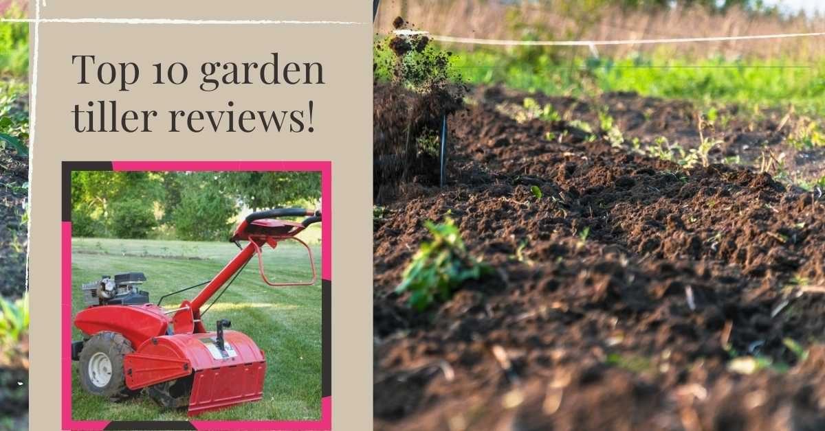 garden tillers review