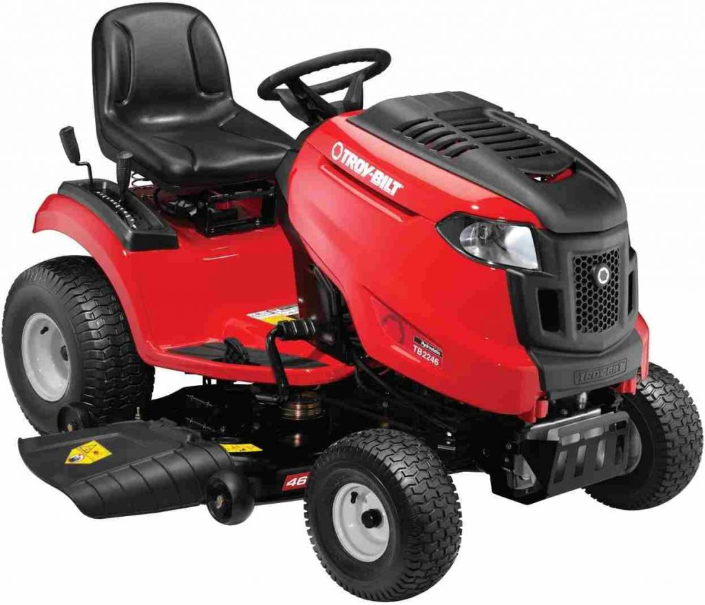 troy-bilt lawn mower manual