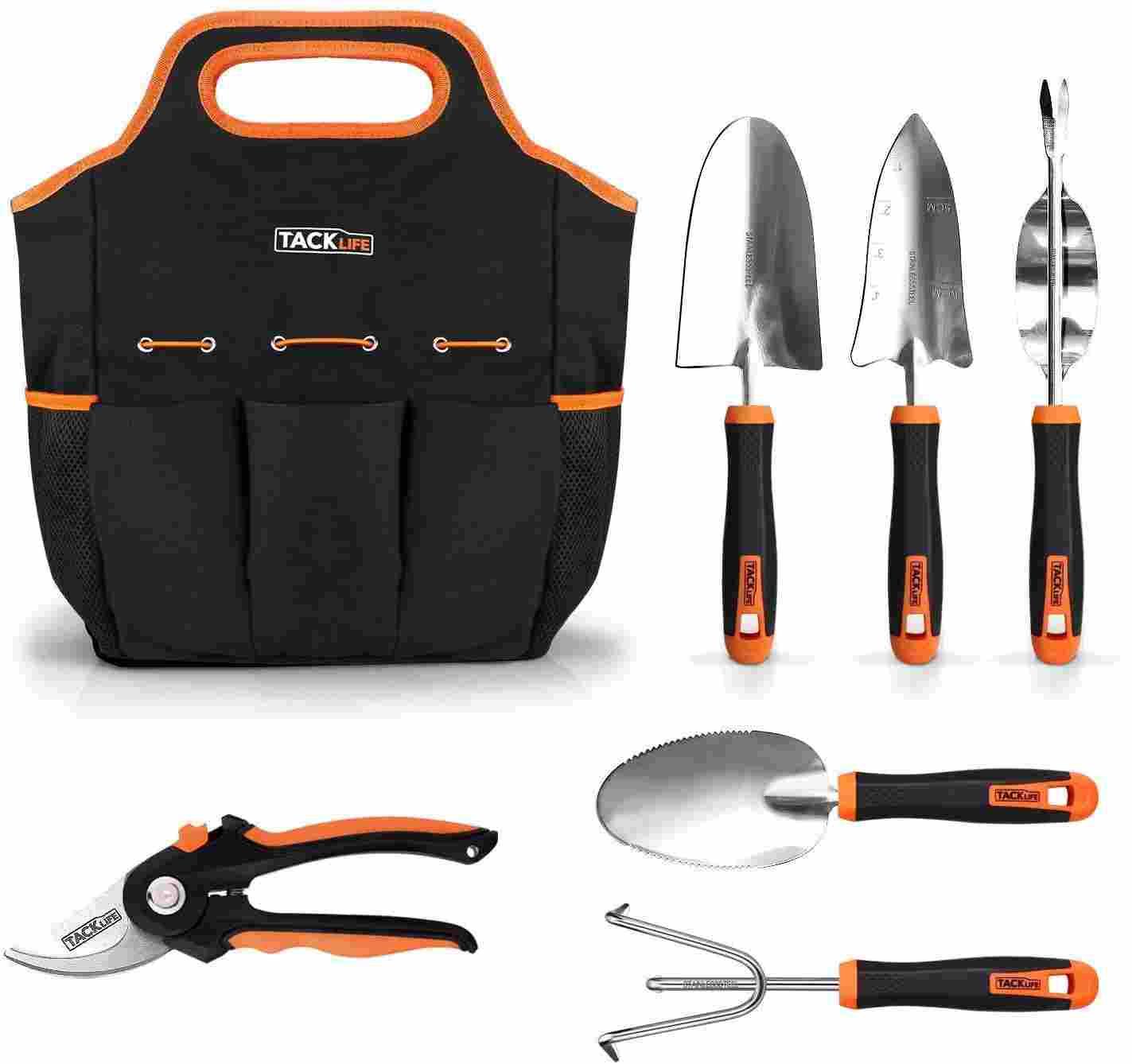 tacklife garden tools