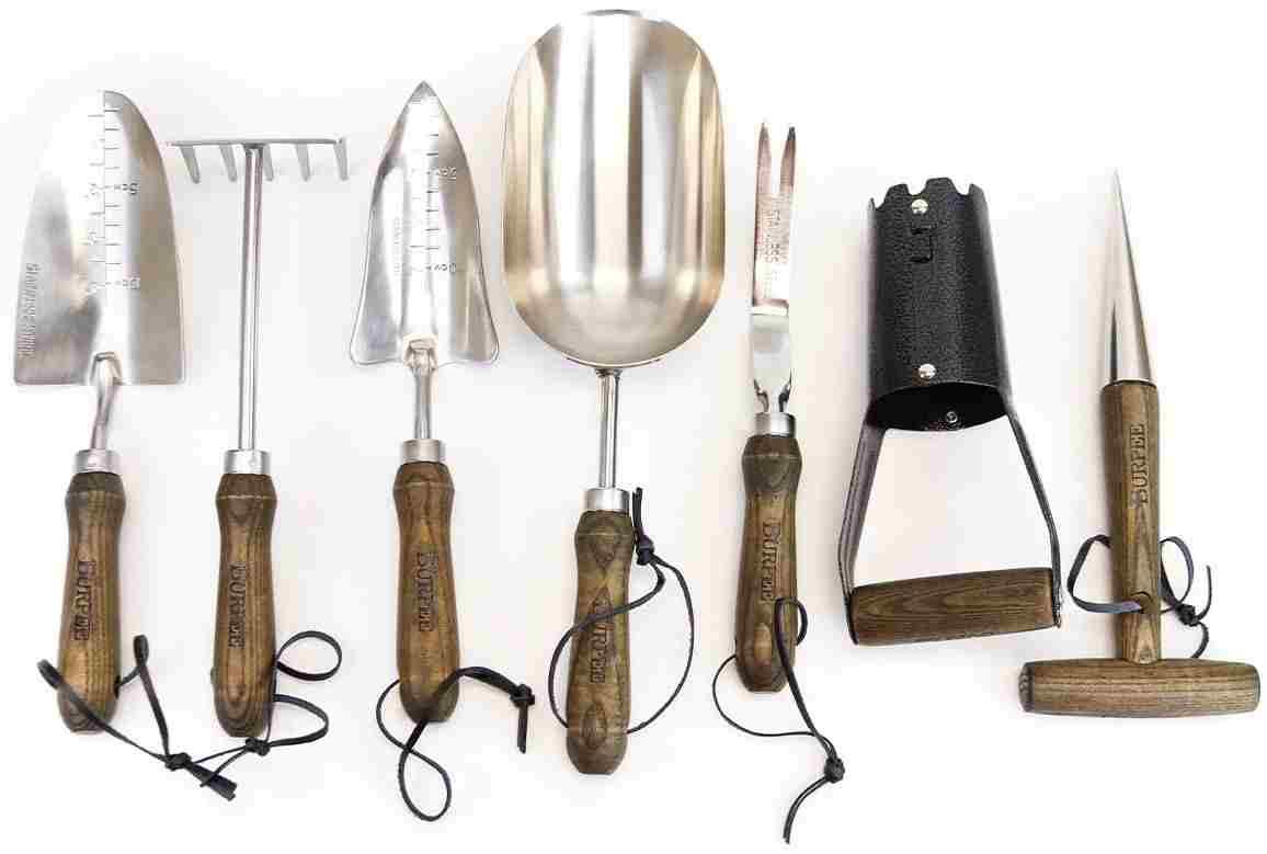 gardening equipment list