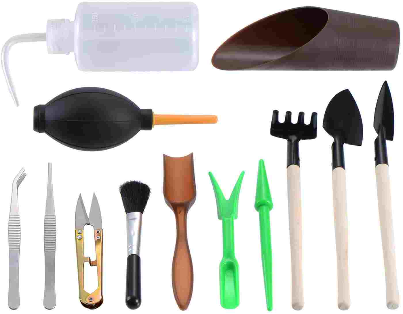 gardening tools list with pictures