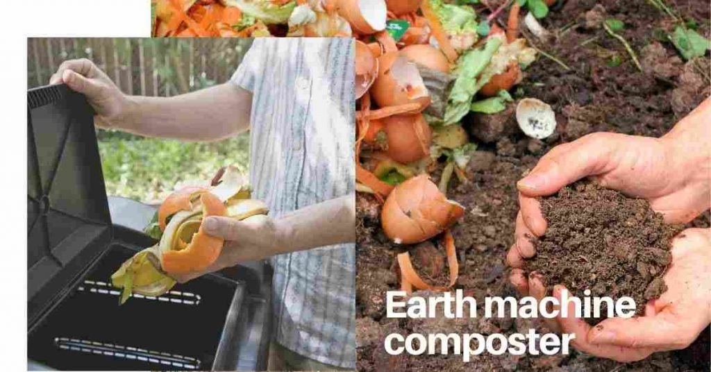 earth machine composter