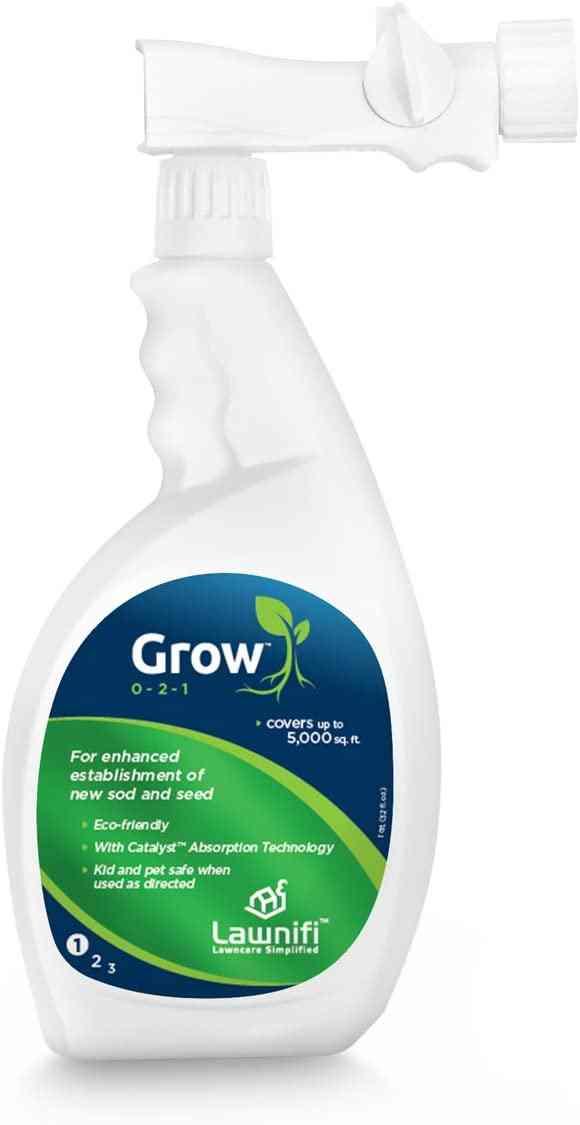 Lawnifi fertilizer