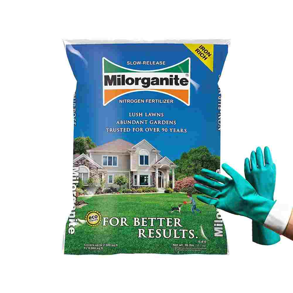 Milorganite Nitrogen Fertilizer