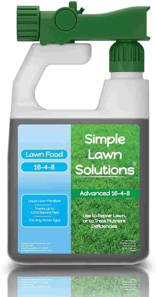 simple lawn solutions lawn booster