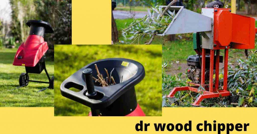 dr wood chipper